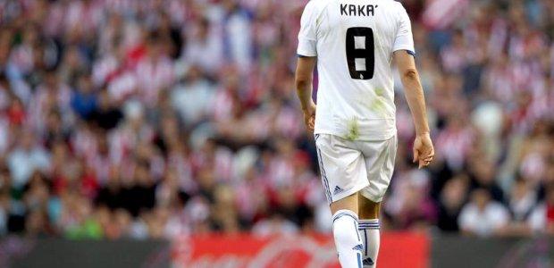Kaka - 2007. gadā saņēma Zelta bumbas apbalvojumu kā labākais Eiropas futbolists