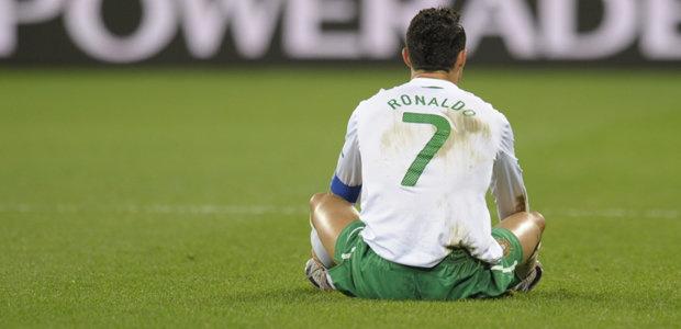 Krištianu Ronaldu - Futbola vēsturē dārgākais futbolists 94 miljoni EURO